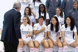 شاهد | أول صورة لفريق سيدات في تاريخ ريال مدريد - اكسترا سبورت