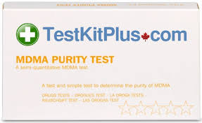 Mdma Color Chart Mdma Molly Ecstasy Purity Test Kit