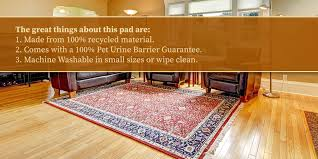 new padding for area rugs available now