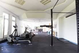 stay in shape in our fitness room