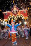 Mardi, gras, parade, schedule 2006
