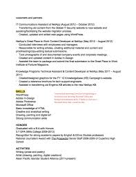 Awesome Collection Of Cover Letter For Internship In Advertising
