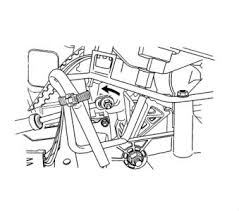 2006 chevy aveo btsi solenoid out transmission problem 2006 chevy disconnect the wiring harness connectors from the shift control lever loosen the control cable adjusting nut disconnect the control cable from the shift