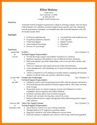 10 Technical Resume Examples Time Table Chart