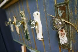 Knob Coat Rack Coat Rack Made From Vintage Glass Door Knobs Love How They Kept The 58