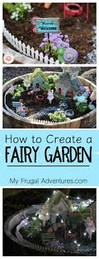 Fairy Garden Pictures 347 Best Fabulous Fairy Gardens Images On Pinterest Fairies