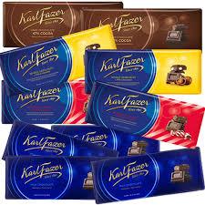 """Résultat de recherche d'images pour """"chocolat Fazer"""""""