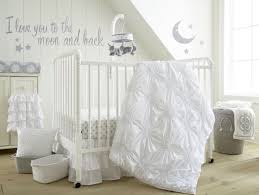 levtex home baby willow 5 piece crib per set white
