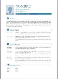 formato curriculo word ejemplos de curriculum vitae cronologico en word write me a