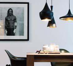 tom dixon lighting. Beat Wide Tom Dixon Suspension Pendant Light Bls01 Peum2 Design Signed 34175 Product Lighting