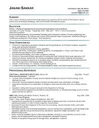 Coal Mining Resume Examples Senior Geologist Resume Example Sample
