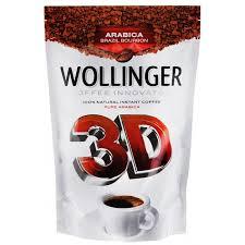 <b>Wollinger Кофе 3D растворимый</b> 75 г - Акушерство.Ru