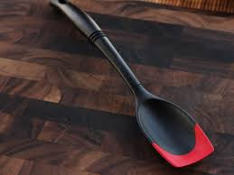American Made Kitchen Utensils The Le Creuset Bi Material Spoon Is The First Plastic Spoon Worth