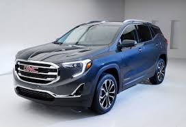 2018 toyota new suv. contemporary 2018 the 2018 gmc terrain debuts at the north american international auto show  in detroit sunday on toyota new suv y
