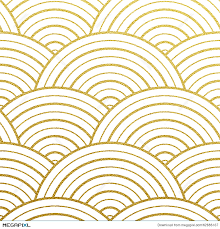 Gold Pattern Classy Vector Geometric Gold Pattern Illustration 48 Megapixl