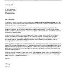 Best Introduction Letter For Resume Letter Format Writing