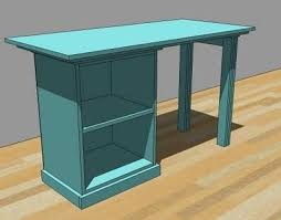 diy furniture plan from ana whitecom special ana white completed eco office desk