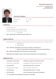 Awesome Resume Auf Deutsch Gallery Simple Resume Office