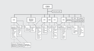 Sla Organisation Chart Towerxchange Telecom Tower Industry Towerco Organisational