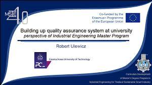 Building Up Quality Assurance System On University