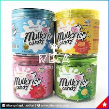 Kẹo sữa mềm Milky candy - Thái Lan - 228g - MB&A Candy & Snack Mini Mart