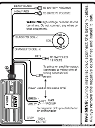msd 6al wiring diagram hei Msd Wiring Diagrams hei msd 6a wiring diagram msd wiring diagrams and tech notes
