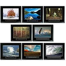 inspirational frames for office. Inspirational Frames For Office. Plain 8 Framed Motivational Posters Office Decor Collection 22x28 A