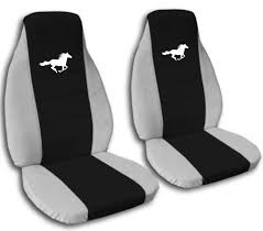 mustang seat covers ford gt 50l autom