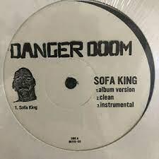 danger doom sofa king mince meat