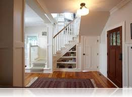 Marvelous Building Shelves Under Stairs Pictures Decoration Inspiration ...