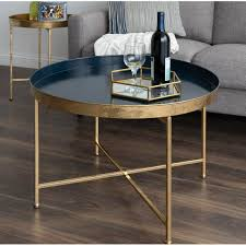 It was just one of those familiar things, always in the same spot. Navy Blue Coffee Table Wayfair