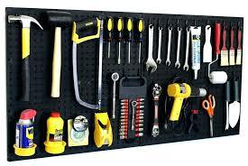 wall mounted tool organizer wall tool organizer wall mount pegboard tool organizer kit peg board hooks wall mounted tool organizer