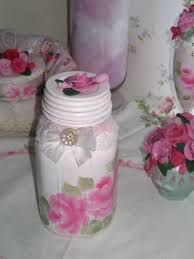 Things To Put In Jars For Decoration 100 Best Βαζα βαζακια Images On Pinterest Mason Jars Altered 77
