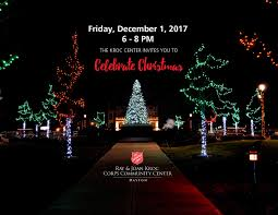Dayton Ohio Christmas Tree Lighting Celebrate Christmas Tree Lighting Event