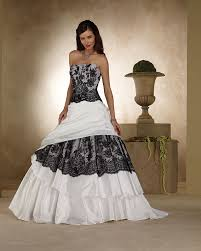 white black wedding dresses pictures ideas guide to buying