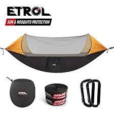 ETROL Upgraded 2 in 1 Large Camping Hammock ... - Amazon.com
