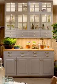 Image result for bodbyn white kitchen with brick | kitchen ...