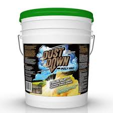 5 gal liquid dust down polymer surface wetting agent