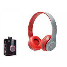 Dakong P47 Kulaküstü Bluetooth Kulaklık 5.0+EDR Mavi