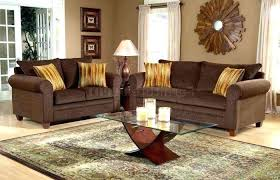 Living Room Brown Couch Delectable Brown Sofa Living Room Decor Dark Chair Wall Ideas Perfect Best