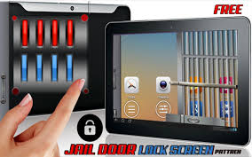 Jail Door Lock Screen  Pattern 1.7 APK Download - Android ...