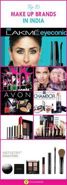 15 best makeup cosmetics brands in india 2018 update
