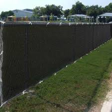 Image of: Perfect Fence Privacy Screen