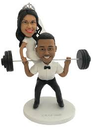 Personalised Wedding Cake Toppers And Handmade Figurines Minify Me