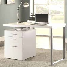 modern filing cabinet modern design home office white writing puter desk with drawers and file cabinet