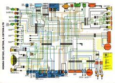 wiring diagram cb550 motorbikes, cafe bike and cb550 Honda Cb550 Wiring Diagram simple motorcycle wiring diagram for choppers and cafe racers evan fell motorcycle worksevan fell motorcycle honda cb500 wiring diagram