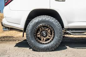Biggest Tires On Stock 4runner Biggest Tires On 4runner