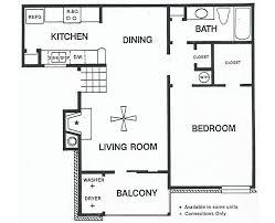bedroom floor plan. Unique Bedroom One Bedroom  Floor Plan C On O