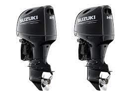 Suzuki Marine Announces New 115 140 Outboard Platform Suzuki Outboard Boat Motors Marine