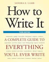 Image result for how to write